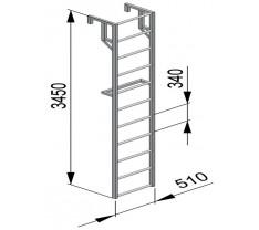 Как выбрать и купить лестницу стремянку