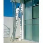 Zarges Z100 двухсекционные комбинированные лестницы