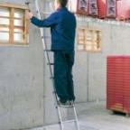 Лестница приставная Zarges Z100
