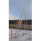 Универсальная лестница-стремянка СК 3х15