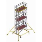 Вышка модульная алюминиевая ВМА 900/5
