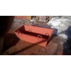 Тара для раствора ТРПО-0.25 м3 из стали 2 мм