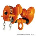 Механизм передвижения тали ручной (кошка) приводная 1041012