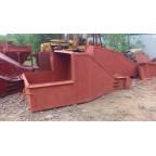 Бадья для бетона БП-1,0 Туфелька