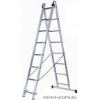 Двухсекционные лестницы-стремянки CENTAURE WT2 2х8