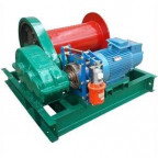 Лебедка электрическая TOR (JM) г/п 2,0 тн Н=150 м (б/каната)
