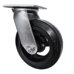 Колесо поворотное с тормозом 160 мм SCd 63