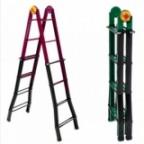 Телескопические лестницы-стремянки MULTI (сталь) ELKOP