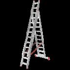 Трехсекционные лестницы Krause