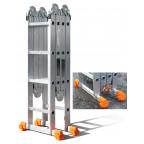 Лестница-трансформер Классик 2х5 + 2х6
