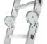 Лестница-трансформер шарнирная Новая высота 4х5