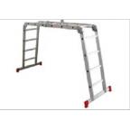 Лестница-трансформер шарнирная Новая высота 4х4 (четырехсекционная)