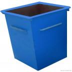 Контейнер для бытовых и промышленных отходов ТБО V-0.75 м3