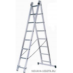 Двухсекционные лестницы-стремянки CENTAURE WT2 2х9