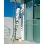 ZARGES Z200 Двухсекционные раздвижные лестницы 2x14