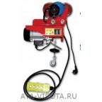 С ТЕЛЕЖКОЙ электрическая таль TOR PA-250/500