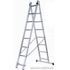 Двухсекционные лестницы-стремянки CENTAURE WT2 2х7