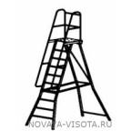 Лестница с площадкой Л-312А Н-1,6