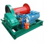 Лебедка электрическая TOR (JM) г/п 3,0 тн Н=160 м (б/каната)