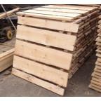 Деревянный настил (щиты) для лесов 1х1м