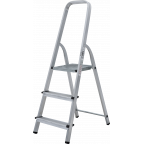 Стремянка алюминиевая Новая высота 4 ступени (серия 100) 1110104