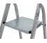 Стремянка алюминиевая Новая высота 6 ступеней (серия 100) 1110106