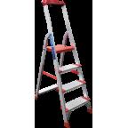 Стремянка Новая высота 4 ступени (серия 500) 5150104