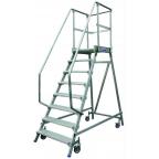 Лестница - платформа 8 ступ STABILO